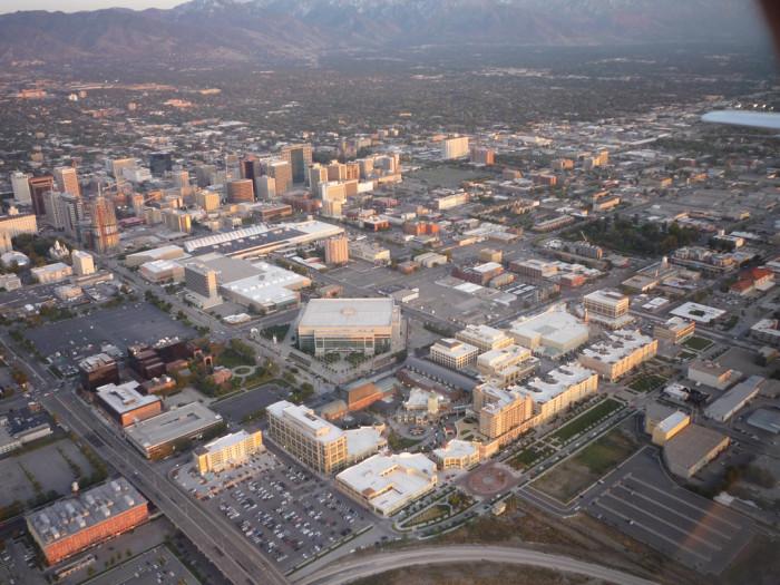 13) Salt Lake City