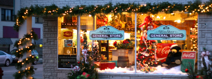 2. Walker General Store