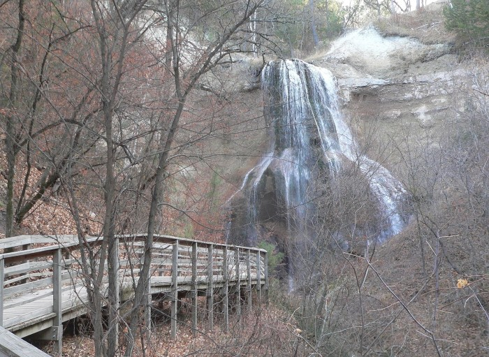 Smith Falls State Park, Cherry County