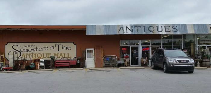 18. Somewhere In Time Antique Mall
