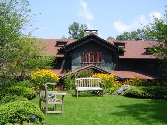 10. Sourwood Inn, Asheville
