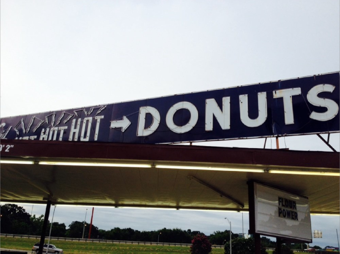 9) Southern Maid Donuts, Shreveport