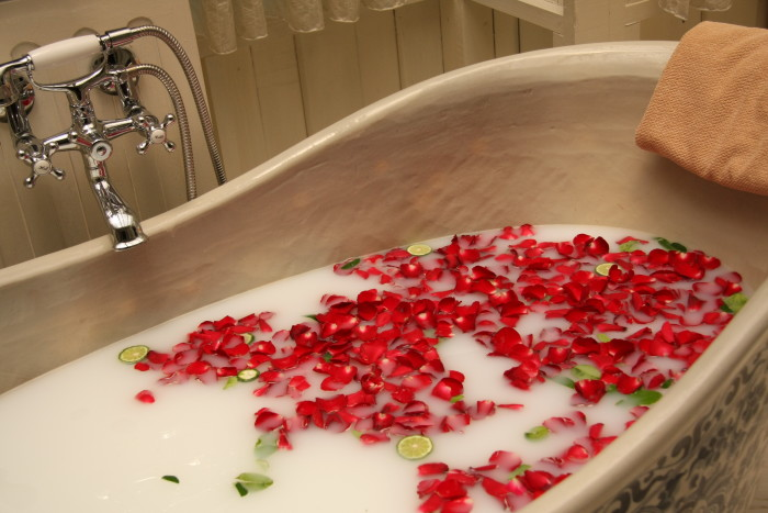 9. Don't you think you deserve a spa day?