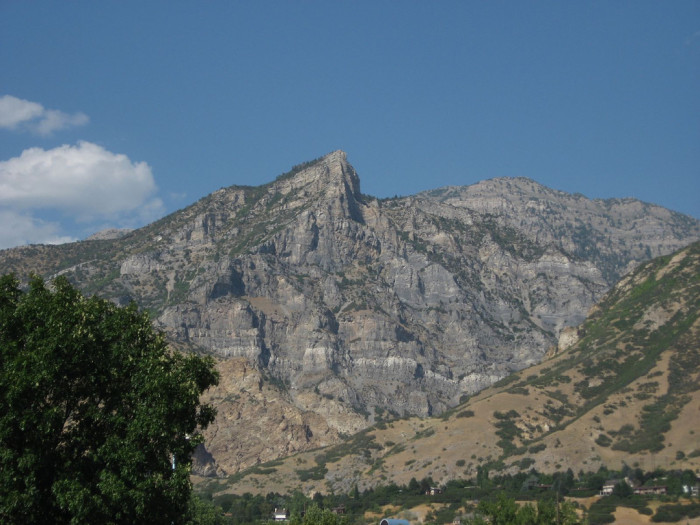 16) Squaw Peak