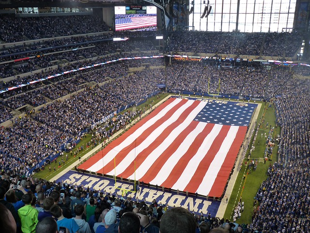 5. You either love the Colts or you leave the state.