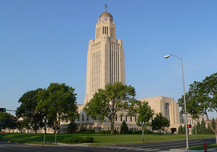State Capitol Building, Lincoln