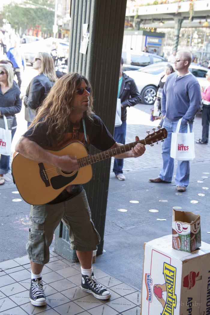 3. Many of us Washingtonians are extremely talented.