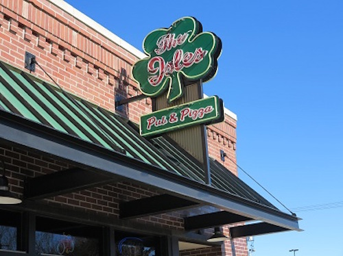 The Isles Pub & Pizza, Lincoln