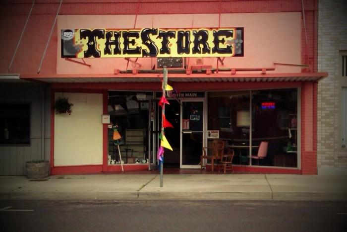 1) The Store, Milton Freewater