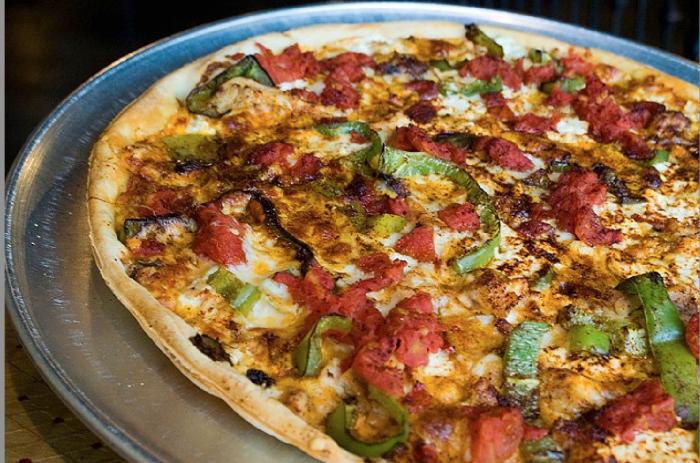 9) Theo's Neighborhood Pizza, New Orleans