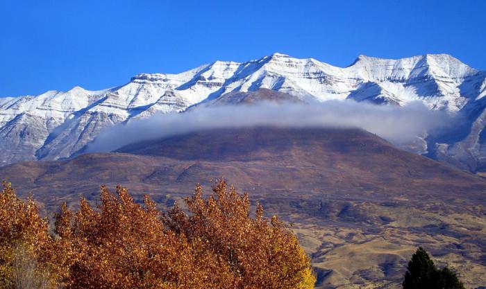 8) Mount Timpanogos