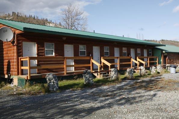 4) Tonsina River Lodge