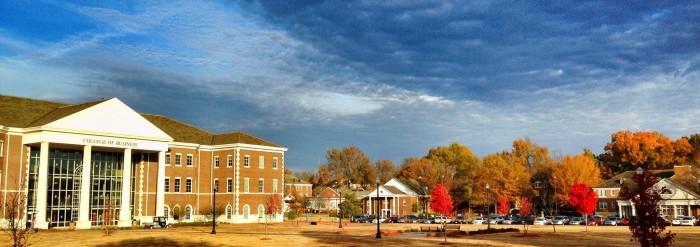 10. University of Central Arkansas