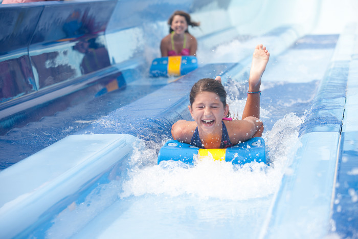 1. Head to your local pool or waterpark for a day of fun in the sun.