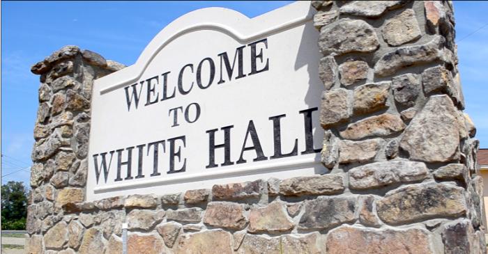 8. White Hall