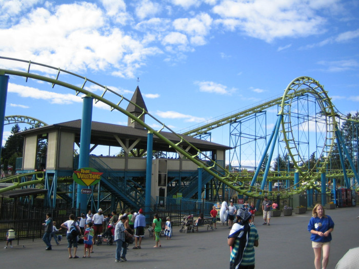 5. Or take a trip to Federal Way and spend your day at Wild Waves!