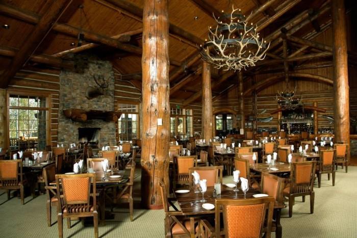 The Lodge Restaurant at Wilderness Ridge, Lincoln
