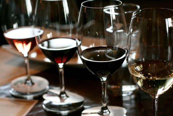 8. Fancy a wine tasting?