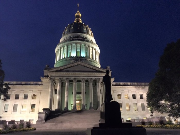 4. After a road trip out of state, you pass the Capitol on the interstate and know that you're home.