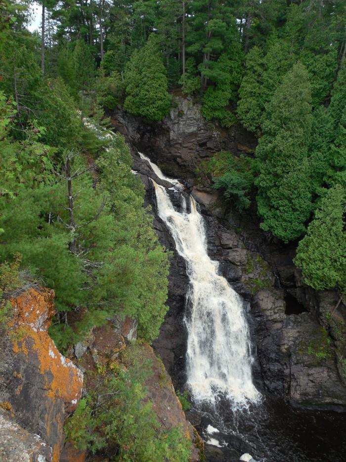 13. Big Manitou Falls (Superior)