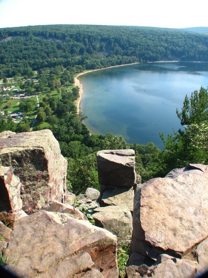 12. Devil's Lake State Park (Baraboo)