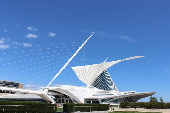 5. Milwaukee Art Museum