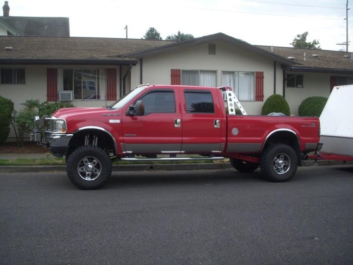 10. Those dudes whose trucks keep getting bigger and bigger