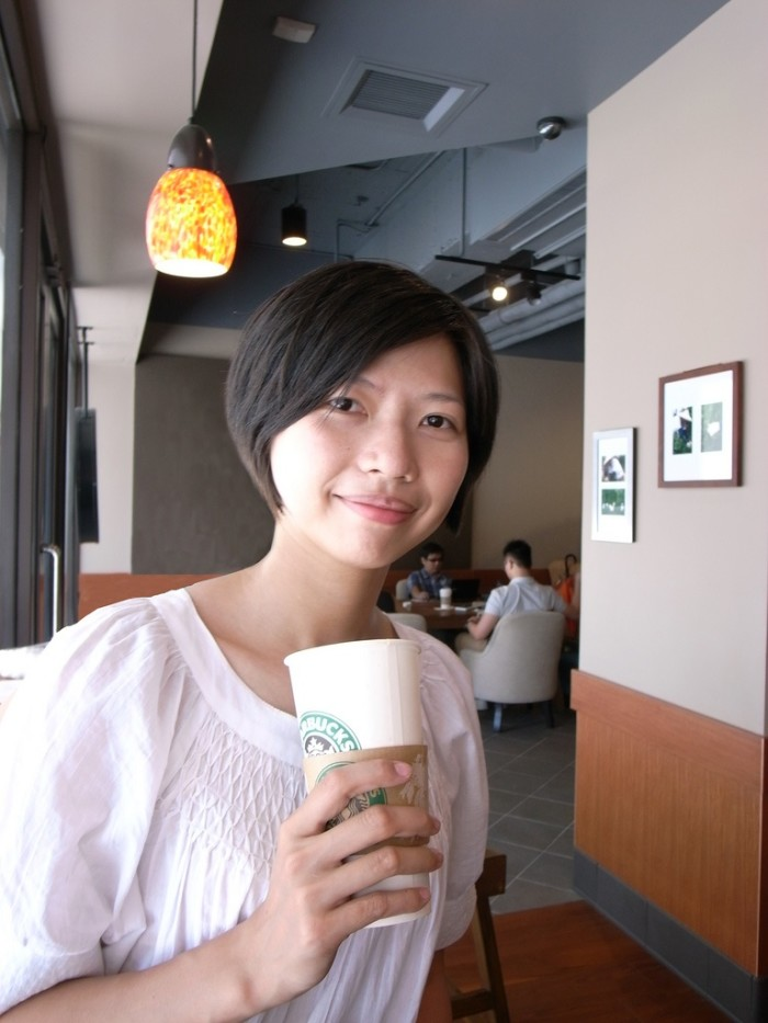 12. Starbucks Mom