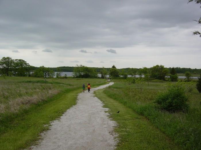 6. Bong State Recreation Area (Kansasville)