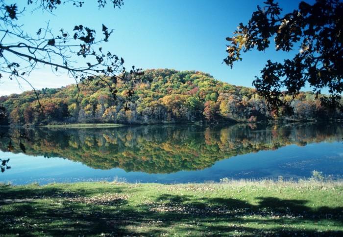 8. Governor Dodge State Park (Dodgeville)