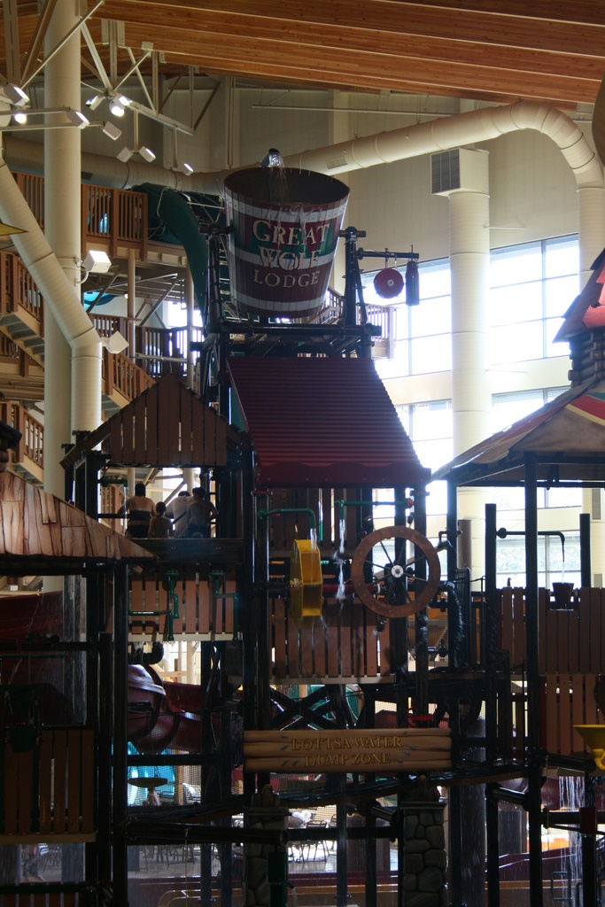 2. Great Wolf Lodge (Wisconsin Dells)