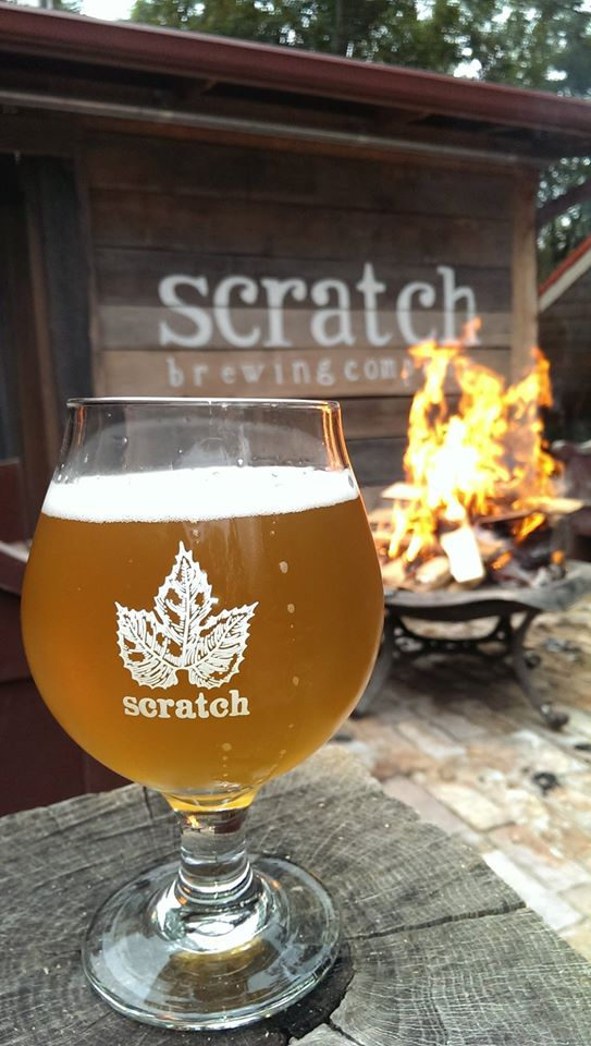 6. Scratch Brewery (Ava)