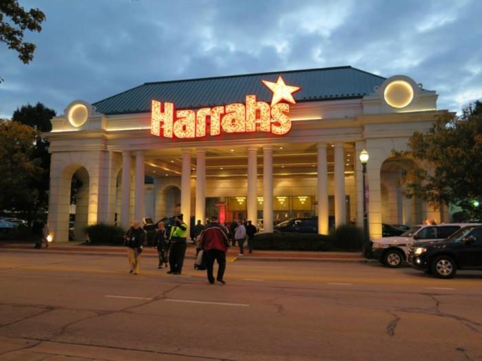 8. Harrah's (Joliet)
