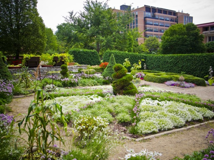 The 8 Most Beautiful Gardens You 39 Ll See In Wisconsin
