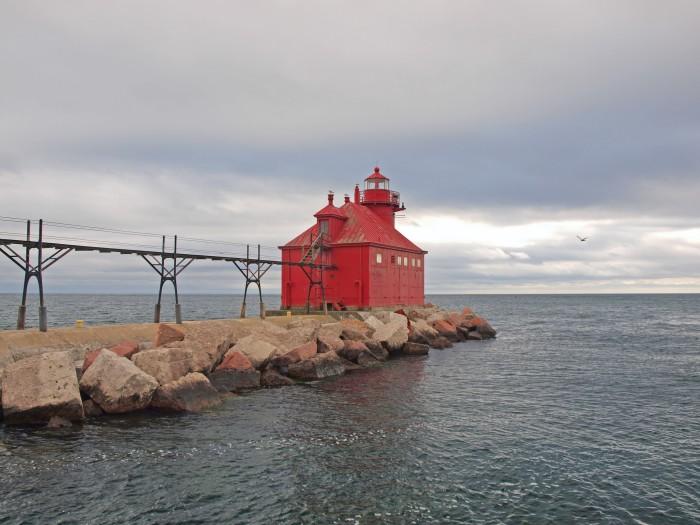 1. Sturgeon Bay