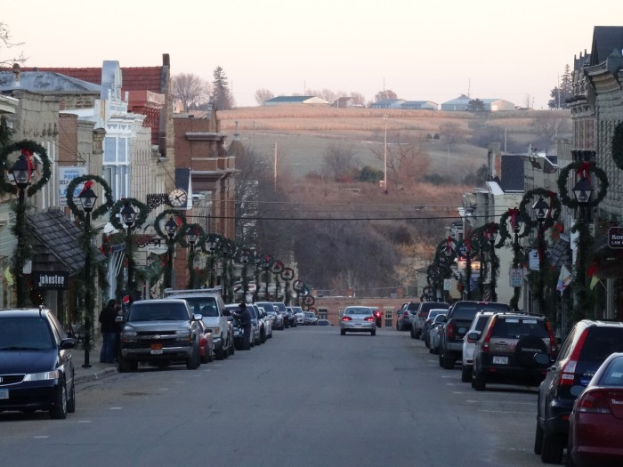 3. Mineral Point