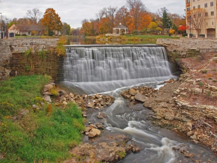 7. Menomonee Falls