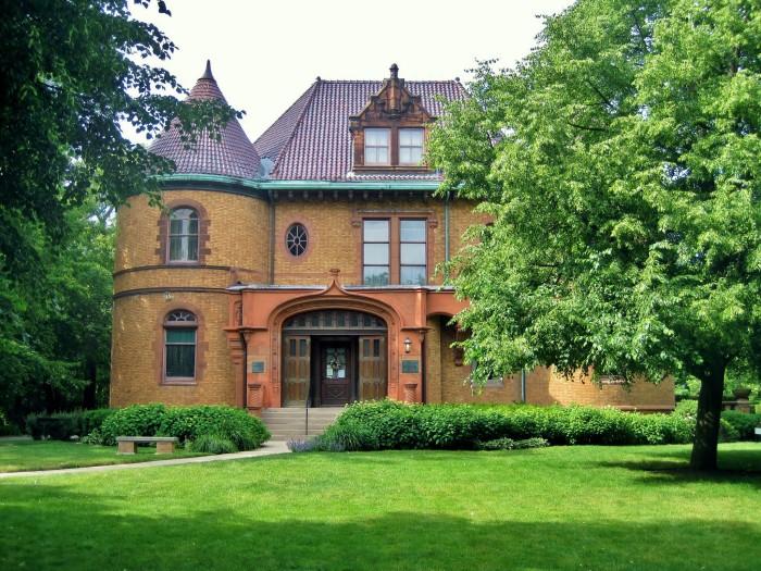 1. Charles Gates Dawes House (Evanston)