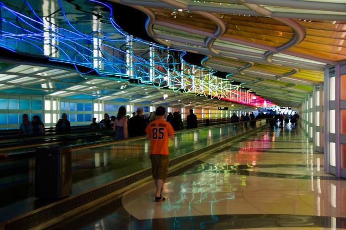 8. O'Hare International Airport
