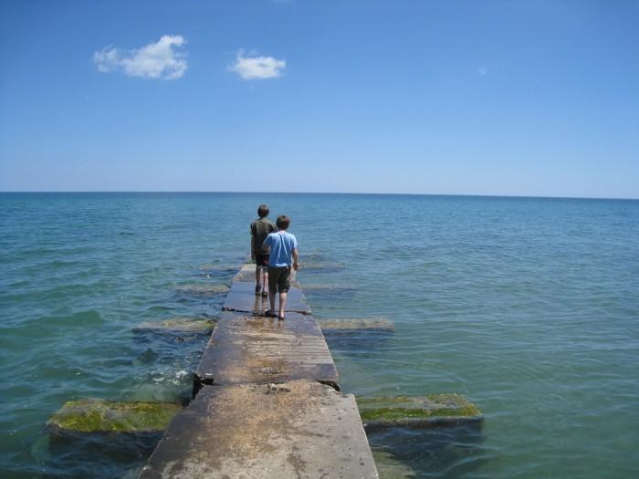 7. Whitefish Bay