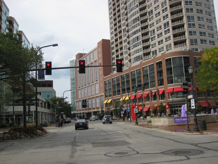 4. Evanston