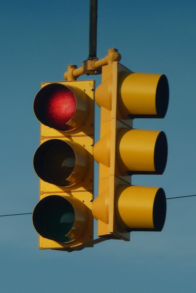 """4. """"Traffic light"""""""