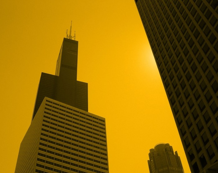 5. They express strong opinions about the change from the Sears Tower to the Willis Tower.