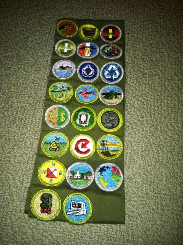 1. Boy Scout Lane