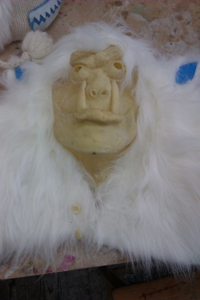 5. Abominable Snowman