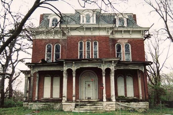 7. McPike Mansion, Alton