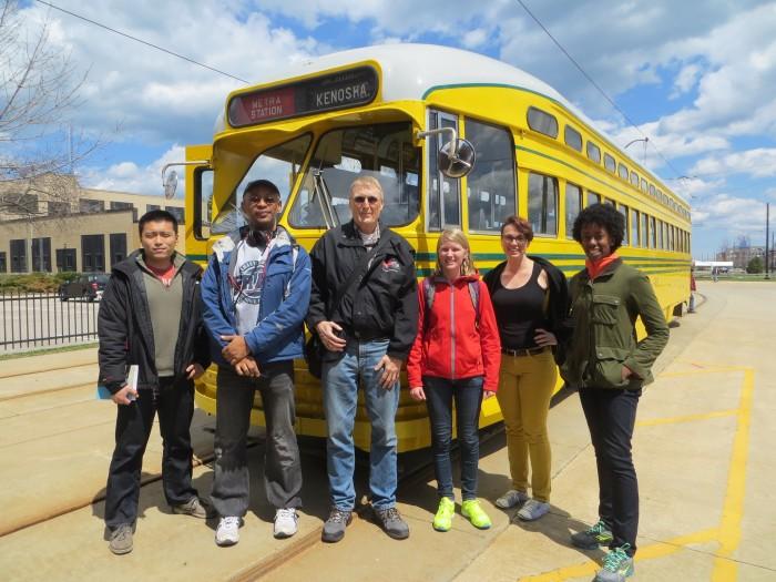 10. Ride the Kenosha streetcars