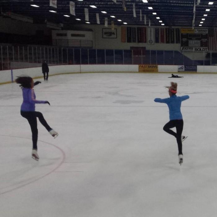 12. Appleton Ice