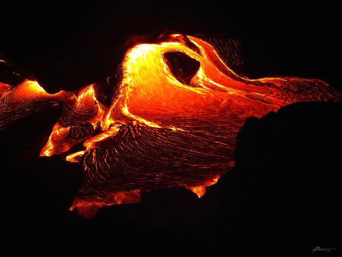 """8) """"Flowing Rock"""" by Paul Bica"""