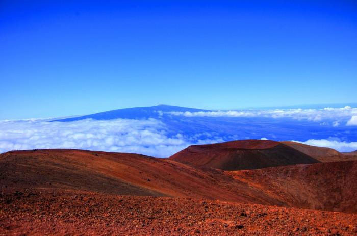 """1) """"Mauna Kea 1"""" by Hector Parayuelos"""